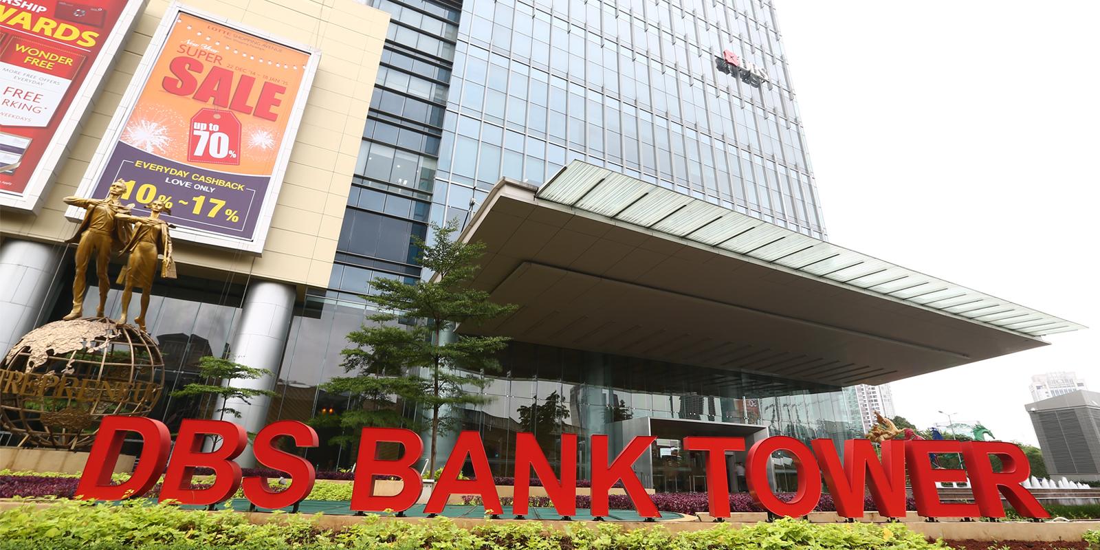 Dbs Bank Tower Ciputra