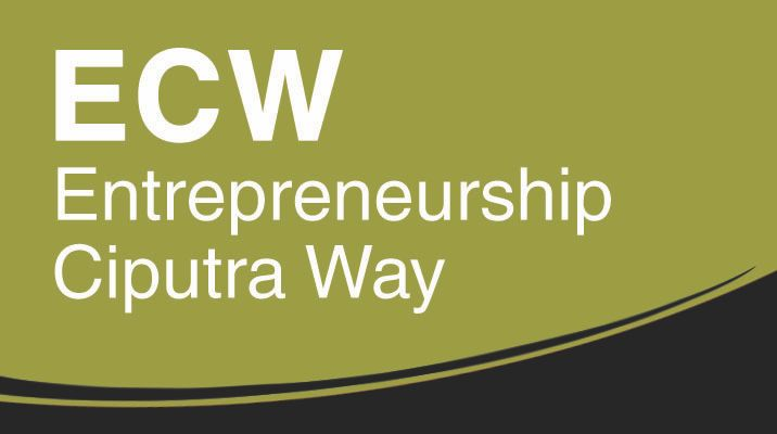 The Unification of Entrepreneurship Ciputra Way In The Concept Of IPE (Part I)