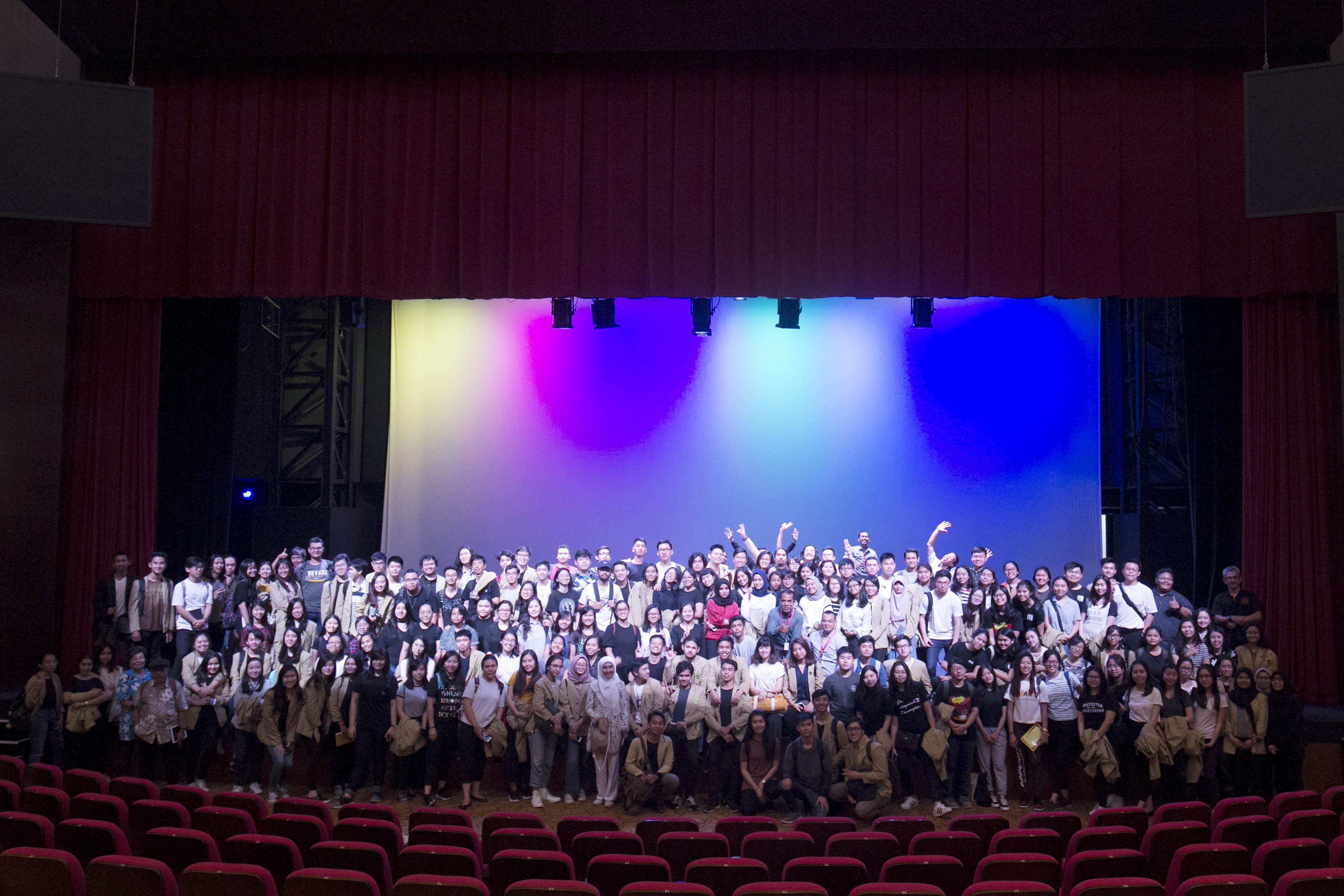 Parahyangan University Students Visit Ciputra Artpreneur