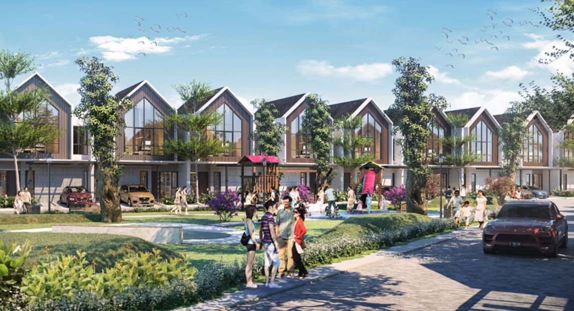 Elecio Cluster in CitraGarden Puri West Jakarta Sold Out When Launched Online