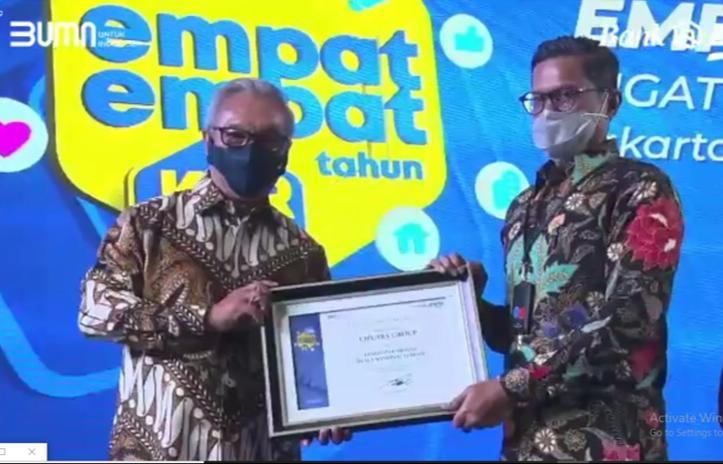 "Ciputra Group Won Award ""Best National Private Developer"""